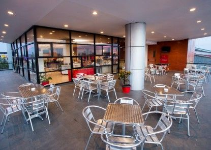 Aston Ketapang City Hotel Rumah Makan