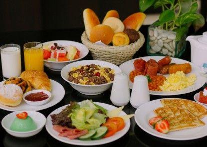 Aston Kuta Hotel & Residence Rumah Makan