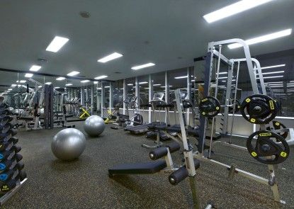 Aston Priority Hotel and Conference Center Ruangan Fitness