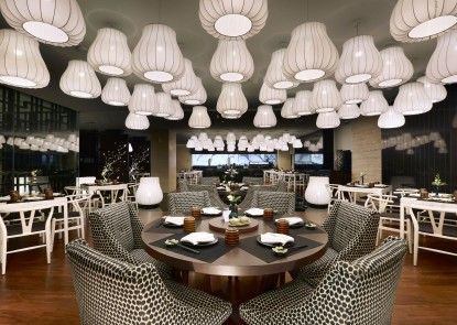 Aston Priority Hotel and Conference Center Restaurant Jepang