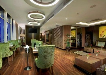 Aston Priority Hotel and Conference Center Lounge Eksekutif