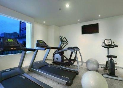 Aston Semarang Hotel and Convention Center Ruangan Fitness