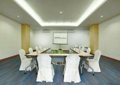 Aston Semarang Hotel and Convention Center Ruangan Meeting
