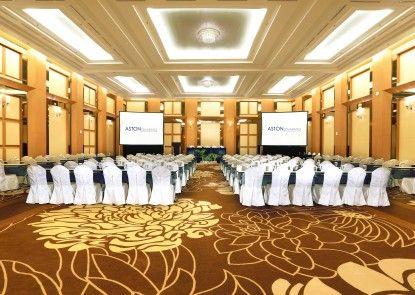 Aston Semarang Hotel and Convention Center Ruang Pertemuan
