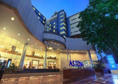 Aston Semarang Hotel and Convention Center Eksterior