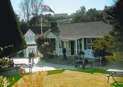 Asure Bucket Tree Lodge