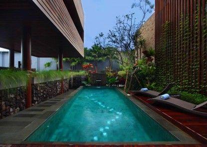 Aswattha Villas Kolam Renang