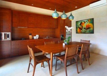 Aswattha Villas Ruang Makan