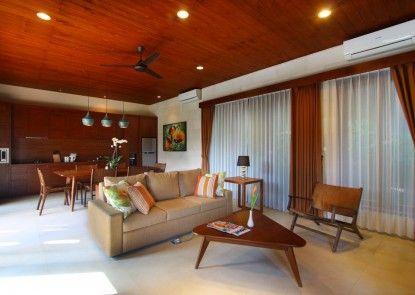 Aswattha Villas Ruang Tamu
