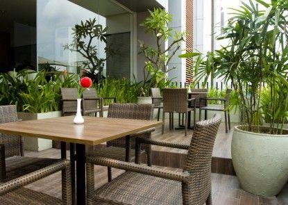 Aswin Hotel & Spa Teras