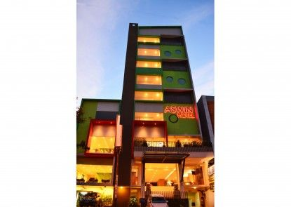 Aswin Hotel & Spa Eksterior