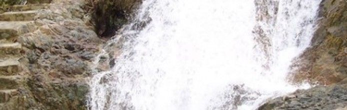 Tingkat Tujuh Waterfall (Tapak Tuan)