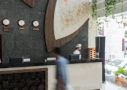 Atanaya by Century Park Lobby