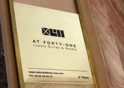 At Forty-One