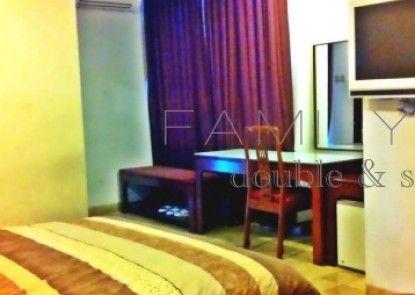 Atlantic Hotel Kamar Tamu