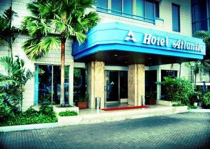 Atlantic Hotel Pintu Masuk
