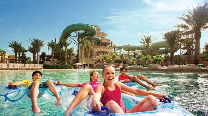 harga tiket Atlantis Aquaventure Waterpark Ticket with Transfers