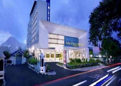 Atria Hotel and Conference Mag Teras