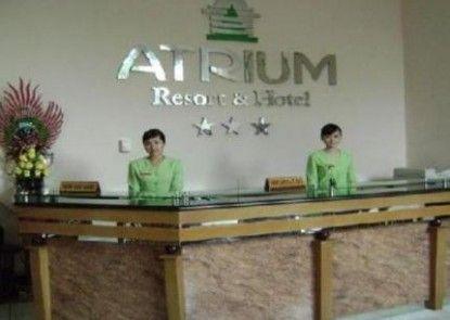 Atrium Resort and Hotel Purwokerto Penerima Tamu