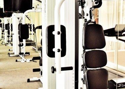 Avissa Suites Ruangan Fitness