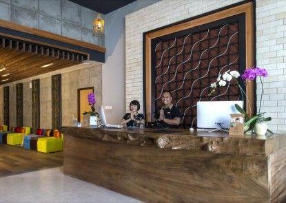 Ayaartta Hotel Malioboro Penerima Tamu