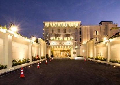 Ayaartta Hotel Malioboro Eksterior