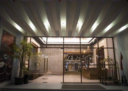 Ayaartta Hotel Malioboro Lobby
