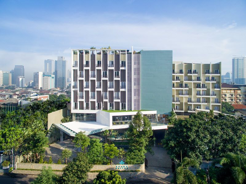Ayaka Suites, Jakarta Selatan