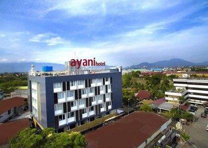 Ayani Hotel Banda Aceh Teras