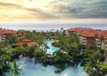 Ayodya Resort Bali Pemandangan
