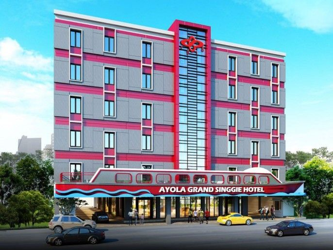 Grand Singgie Hotel, Tanjungbalai