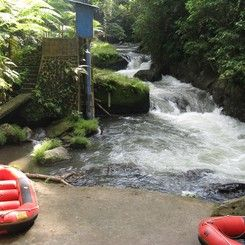 Arung Jeram Ayung River