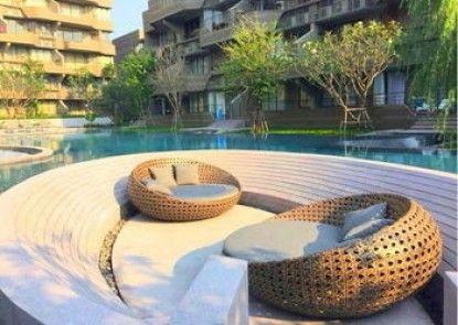 Baan San Ngam Hua Hin 2 Bedrooms Garden View Condo by Dome