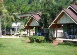 Pesan Kamar Bungalow With Sea View di Bailan Beach Resort