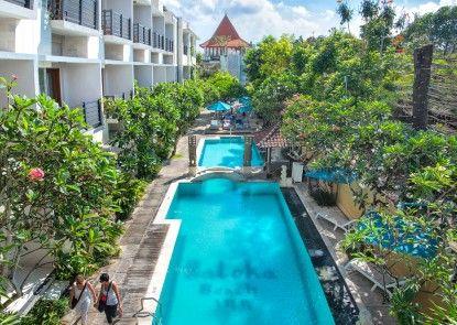 Baleka Resort and Spa Kolam Renang