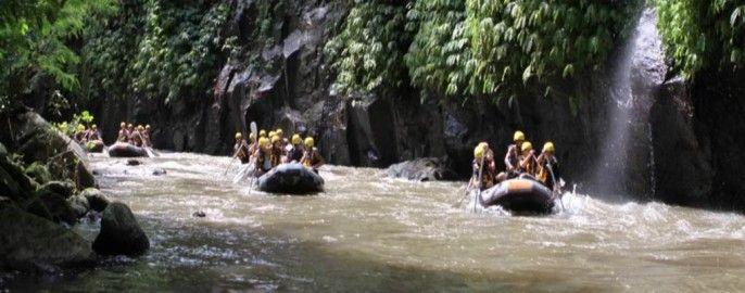 harga tiket Bali Adventure Rafting (5 Stars Rafting Operation)