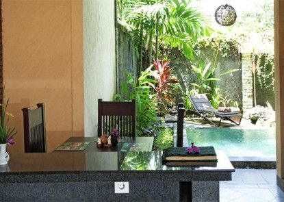 Bali Ayu Hotel & Villas Ruang Makan