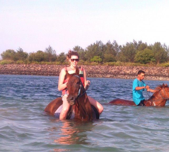 Bali Horse Beach Adventure - Serangan Island