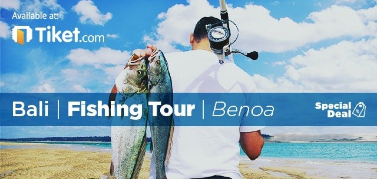 Bali Fishing Tour - Benoa (4 pax  package)