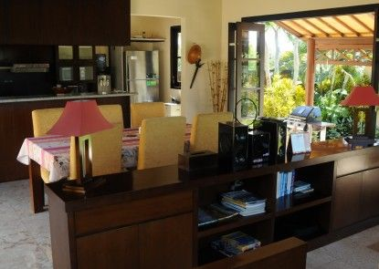 Bali Hai Dream Villa Penerima Tamu