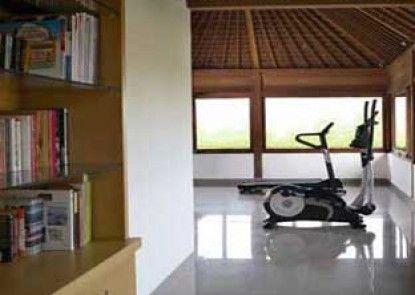 Bali Island Villas and Spa Ruangan Fitness