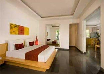 Bali Island Villas and Spa Kamar Tamu