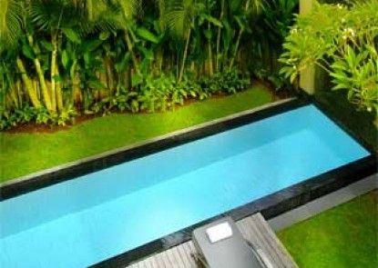 Bali Island Villas and Spa Kolam Renang
