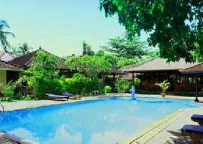 Bali Lovina Beach Cottages Kolam Renang