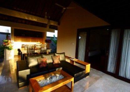 Bali Nyuh Gading Villa Ruang Tamu