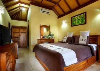 Bali Palms Resort Teras