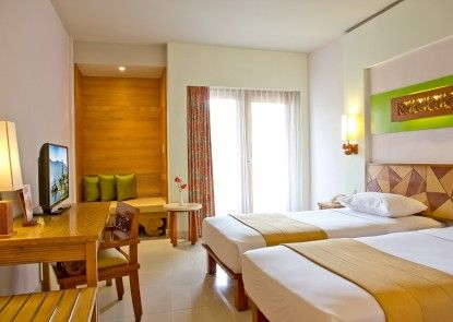 Bali Rani Hotel Kamar Tamu