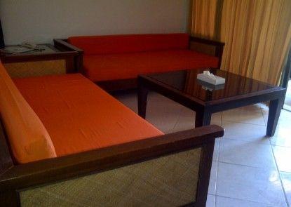Bali Reski Hotel Ruang Tamu