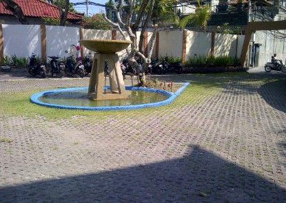 Bali Reski Hotel Tempat Parkir