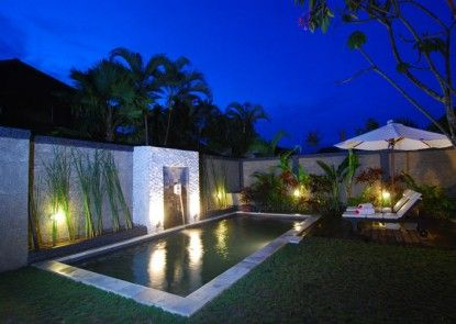 Bali Rich Villa Seminyak Kolam Renang Pribadi